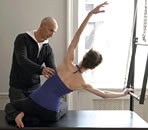 Pilates Teacher | Howard Schissler
